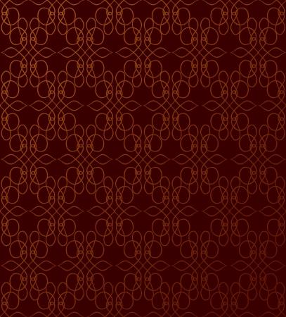 goldy: Patr�n floral sin fisuras de fondo de chocolate abstracta