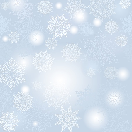 Christmas seamless vector background  New Year pattern   Stock Vector - 16875613