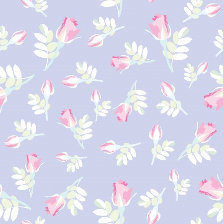 wart: floral pattern  Roses seamless background