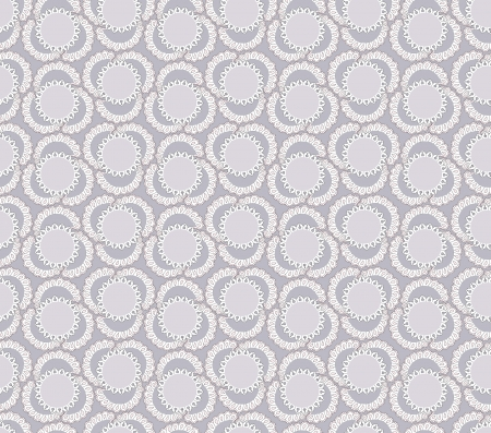 Abstract White Seamless Vector Background Texture  Vector
