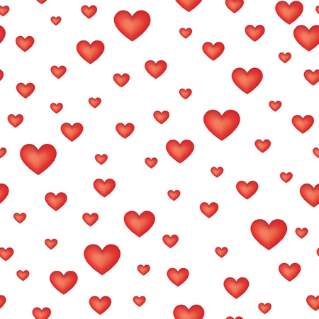 Heart background  st  Valentine wrapper
