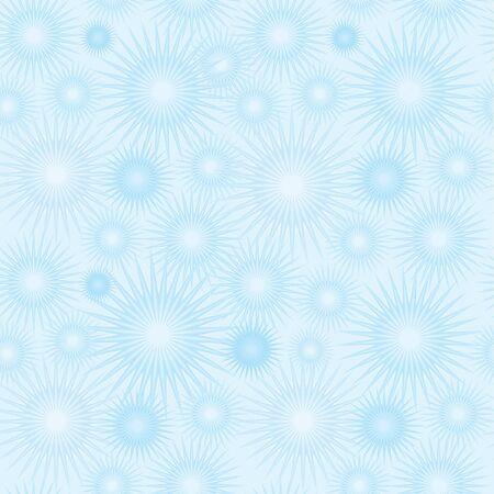 Abstarct blue seamless background  Star texture Stock Vector - 17280122