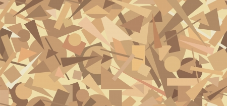 avant: abstract seamless background in Bauhaus style  constructivism in pattern  Soviet avant-garde style art  Illustration