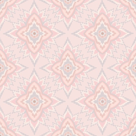 Abstract Floral Seamless  Background Texture  Seamless pattern with lightning ornament on beige background  Stock Vector - 17715721