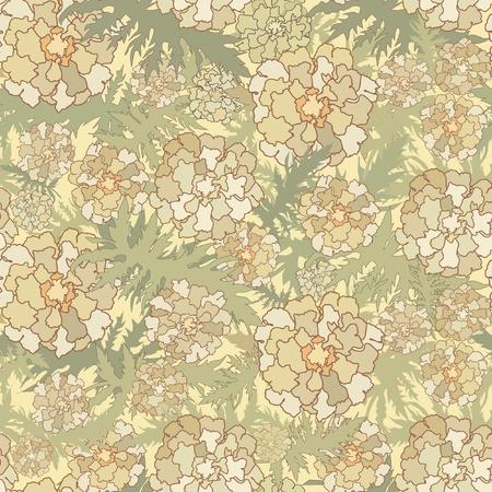 abstract floral nahtlose Hintergrund sanfte Samt-ribbon pattern Floral nahtlose Hintergrund mit roten, gelben und lila Blumen Ornate flower texturen