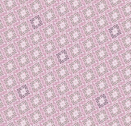 Abstract Floral Seamless  Background Texture  Seamless pattern with lightning ornament on pink background  Stock Vector - 18003749