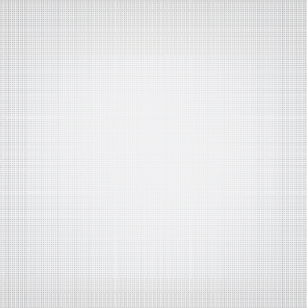 White pfabric textured seamless background  Abstract white texture, endless 3d square tiled pattern   Stock Vector - 18003740
