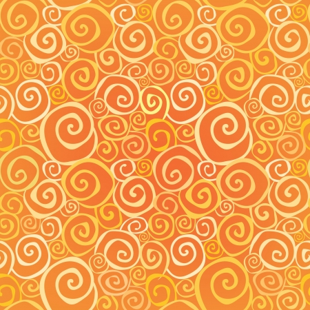 bstract multicolor wavy background in 1960s fabric style