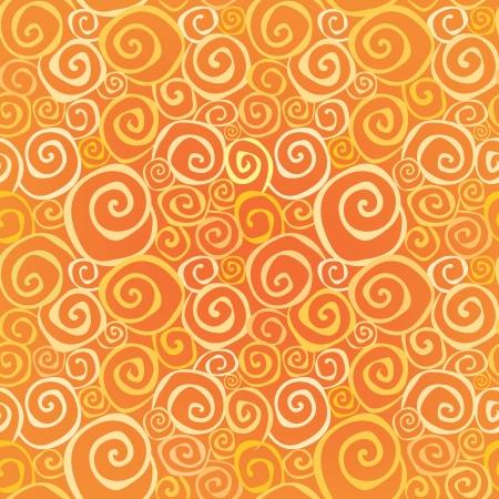 S ommaire multicolore fond ondulé dans les années 1960 de style tissu