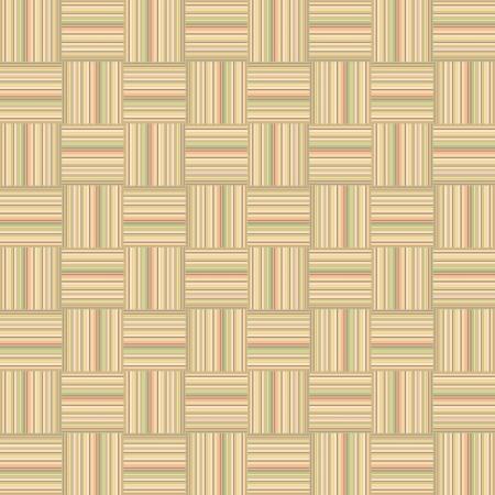 Senza Soluzione Di Continuità Rovere Chiaro Quadrato Parquet Pannello Di Legno Texture Sfondo