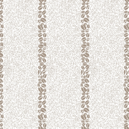 espreso: Coffee seamless background  Coffee beans seamless pattern