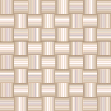 Abstract geometric seamless background  White fabric textured seamless wallpaper   Vector
