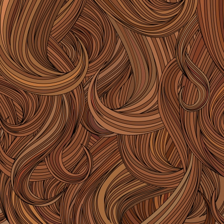 styling: Hair background