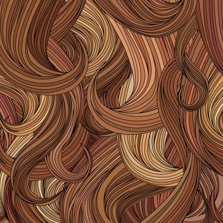 long hair woman: Pelo de fondo