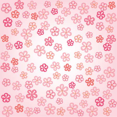 Fleurs seamless background Banque d'images - 25020911