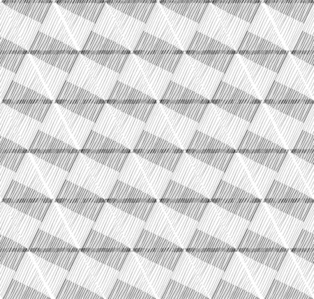Seamless geometric pattern  Abstract vector textured background for scrapbook