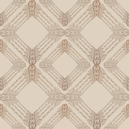 Seamless pattern in retro style  Abstract vector textured backgrounds for scrapbook   Vector