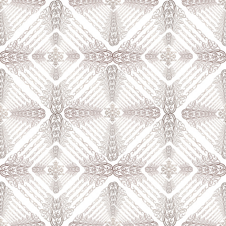 Seamless pattern in retro style  Abstract vector textured backgrounds for scrapbook   Illustration