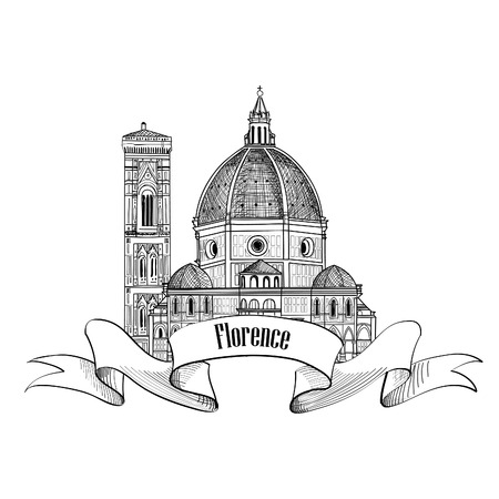 florence   italy: Cathedral Santa Maria del Fiore