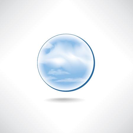 wheather forecast: Cloud icon