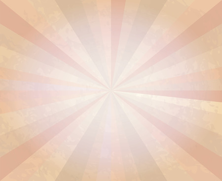 ardboard: Abstract retro background. Sun Beams with Beige Blurred. The frame in retro stile.
