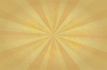 ardboard: Abstract retro background. Sun Beams with Beige Blurred.