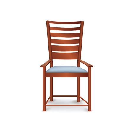 Chair isolated Vector