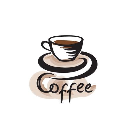 fond caf�: fond de caf�. maison de caf� concept.