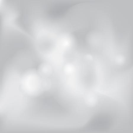 白と灰色の煙のような背景の微妙なクロム金属の質感を抽象化します。 写真素材 - 46073579