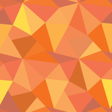triangle pattern: Abstract seamless pattern of geometric shapes. Geometric background. Retro triangle background. Colorful mosaic banner. Illustration