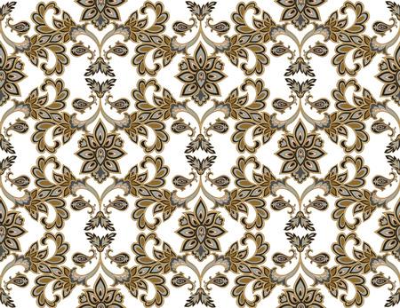 tile background: Floral seamless pattern. Flower background. Floral seamless texture with flowers. Flourish tiled wallpaper