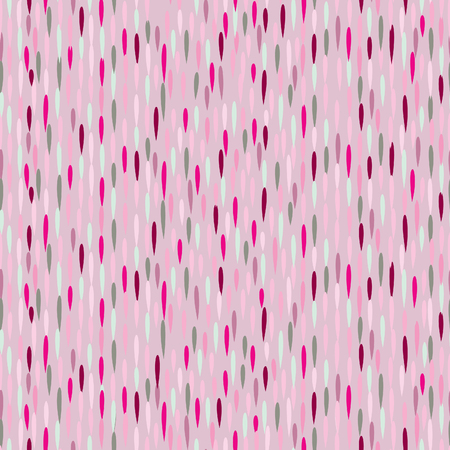 drizzle: Raindrop pattern. Abstract wate rdrop background. Seamless pattern with falling dots
