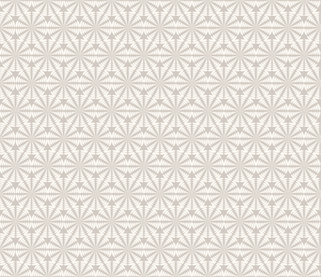 Abstact seamless pattern. Dotted line swirl texture. Dot ornament in ethnic oriental style