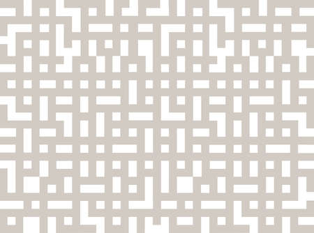 Abstract geometric pattern in chinese vintage decorative style. Eastern background with labirint line ornamental decor