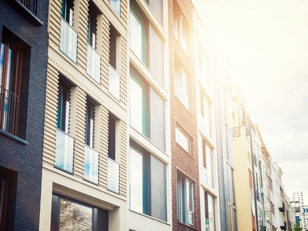 townhouses: beautiful townhouses at berlin mitte