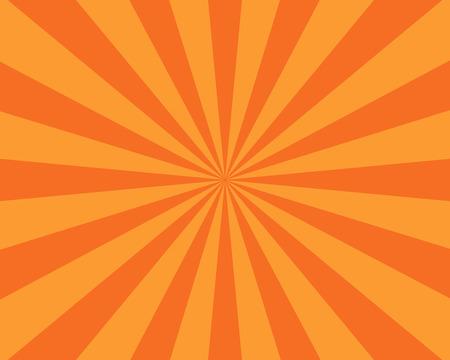 Sfondo di raggi. Illustrazione per la progettazione di fasci luminosi. Carta da parati astratta a tema raggio di sole. Versione raster. Sfondo astratto dei raggi solari splendenti. i raggi del sole Vettoriali