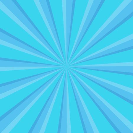 Sfondo di raggi. Illustrazione per la progettazione di fasci luminosi. Carta da parati astratta a tema raggio di sole. Versione raster. Sfondo astratto dei raggi solari splendenti. i raggi del sole