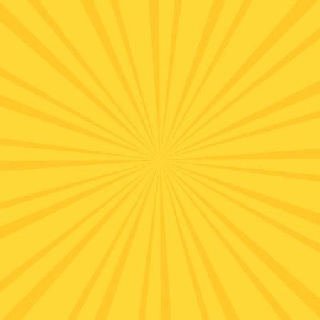 Rays background. Illustration for your bright beams design. Sun ray theme abstract wallpaper. Raster version. Abstract background of the shining sun-rays. Sun rays Vettoriali