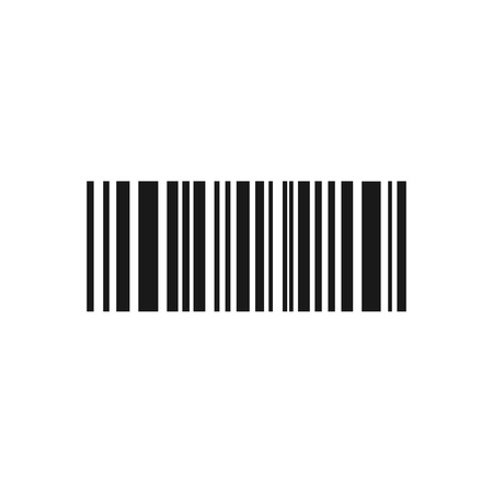 Bar Code Set Vector. Universal Product Scan Code Ilustrace