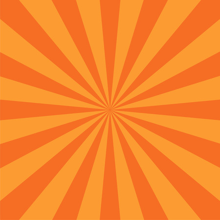 Fondo de rayos. Ilustración para su diseño de vigas brillantes. Papel pintado abstracto del tema del rayo de sol. Versión ráster. Fondo abstracto de los brillantes rayos del sol. rayos de sol