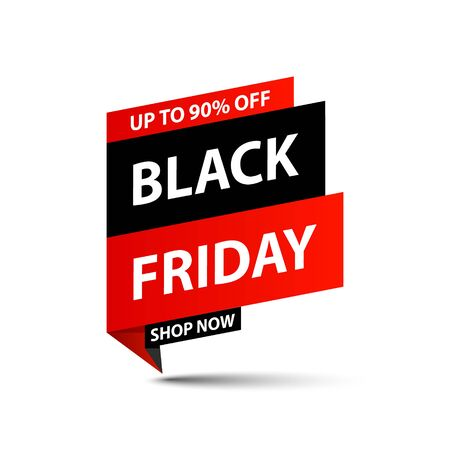 Black Friday Sale tag. Special offer, big sale, discount, best price, mega sale banner. Shop or online shopping. Sticker, badge, coupon store Vector Illustration 일러스트