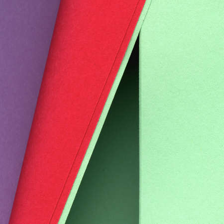 minty: Color Paper Roll Angles