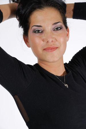 younglady: Woman Stock Photo