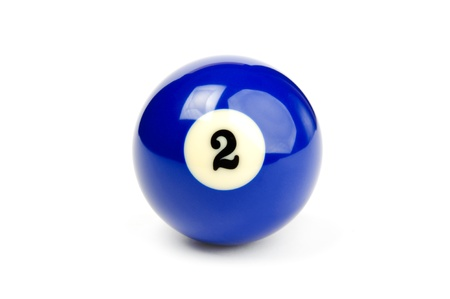 An image of a blue billiard ball