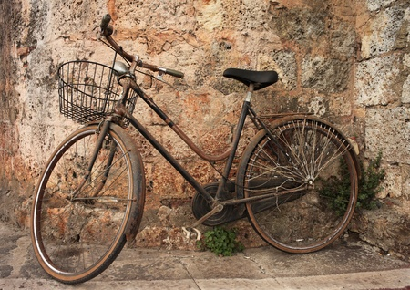 decadence: Bicycle Abandoned