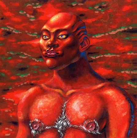 Red Man photo