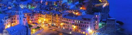 vernazza: Shining Vernazza Editorial