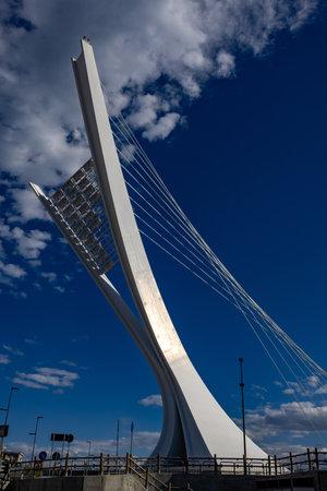 Ponte Flaiano, Pescara, Italy 04