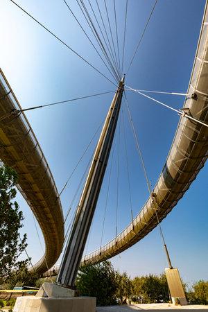 Ponte del Mare, Pescara, Italy 10 Stock Photo