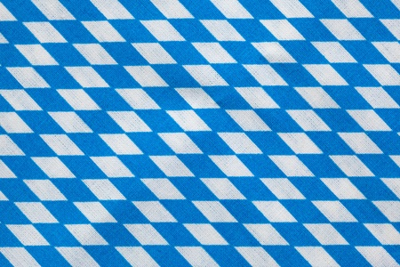 lozenge: Bavarian background in white and blue
